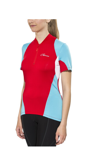 Gonso Blair Radtrikot Damen Fire